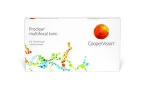 Proclear Multifocal Toric 3pcs.
