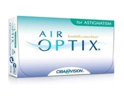 Air Optix for Astigmatism 6pcs.