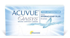 Acuvue Oasys for Astigmatism 6pc