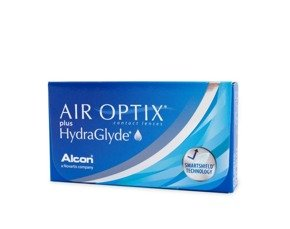 Air Optix Plus HydraGlyde 3pcs.