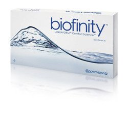 Biofinity 6pcs.
