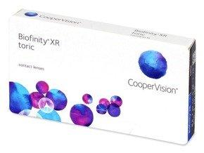 Biofinity Toric XR 3pcs.