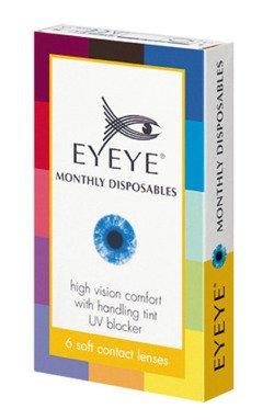 Eyeye Comfort 6pcs