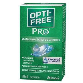 Opti-Free PRO Rewetting lens drops 10ml
