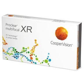 Proclear Multifocal XR 3pcs.
