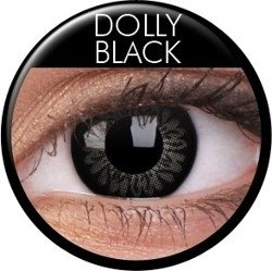Farbige Linsen Colour Vue Big Eyes 2szt.