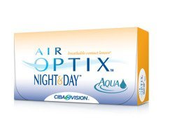 Kontaktlinsen Air Optix Aqua Night&Day 3 Stck.