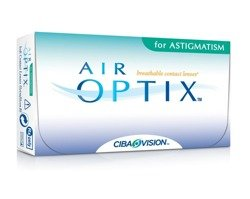 Kontaktlinsen Air Optix for Astigmatism 6 Stck.