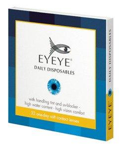 Kontaktlinsen Eyeye Daily UV 32 Stck.