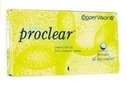 Kontaktlinsen Proclear Toric 3szt.