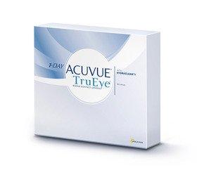 Soczewki 1 Day Acuvue TruEye 90szt.