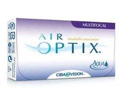 Soczewki Air Optix Aqua Multifocal 3szt.