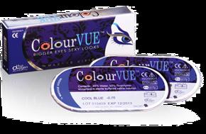 Soczewki Kolorowe ColourVue Eyelush 2szt.