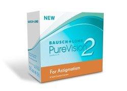 Soczewki PureVision 2HD for Astigmatism 3szt.